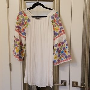 Meghan Los Angeles tunic/cover up
